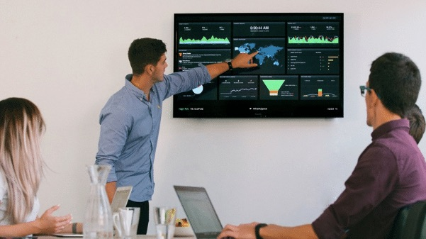 TV dashboards are useful tools
